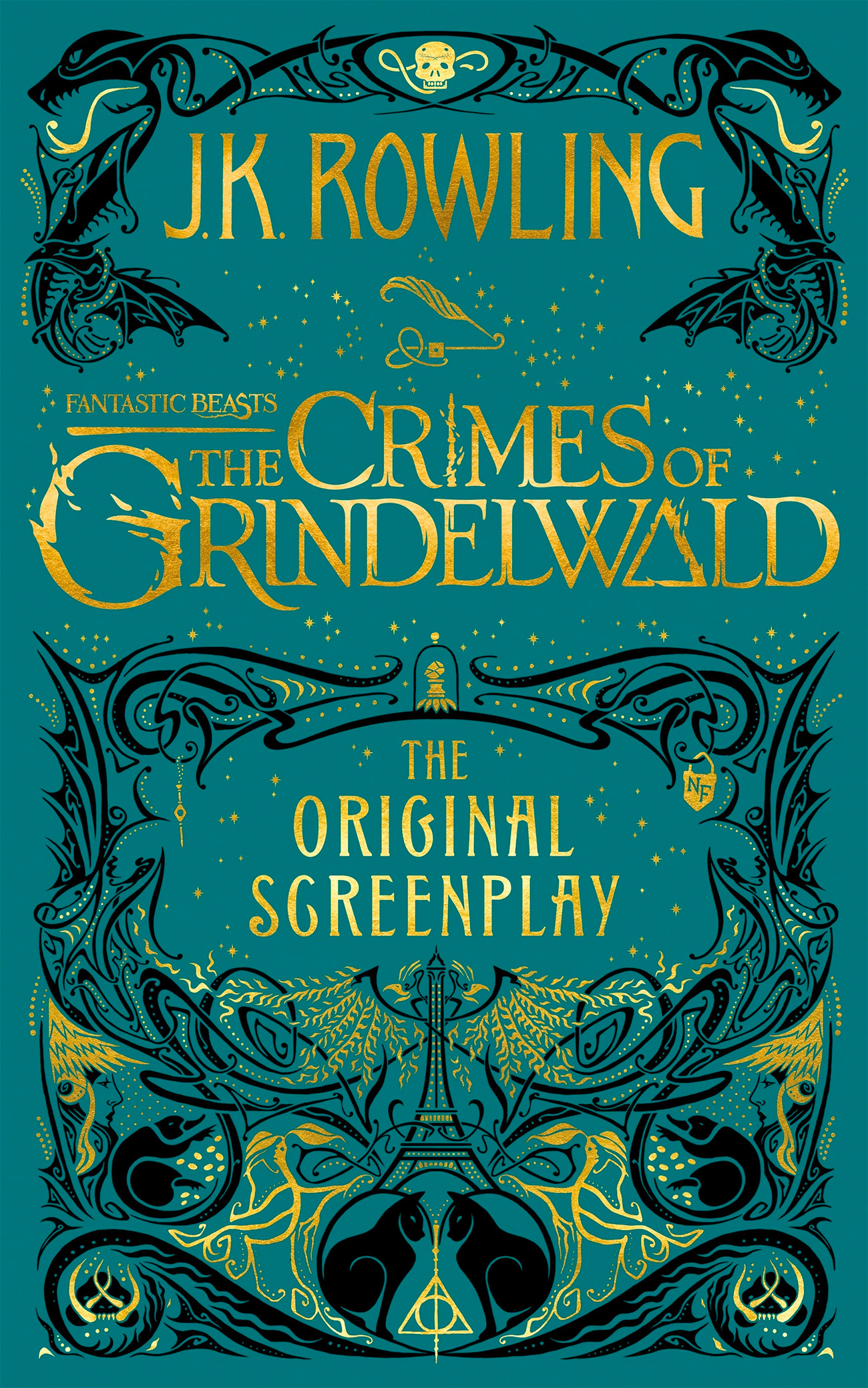 'Crimes of Grindelwald' official screenplay