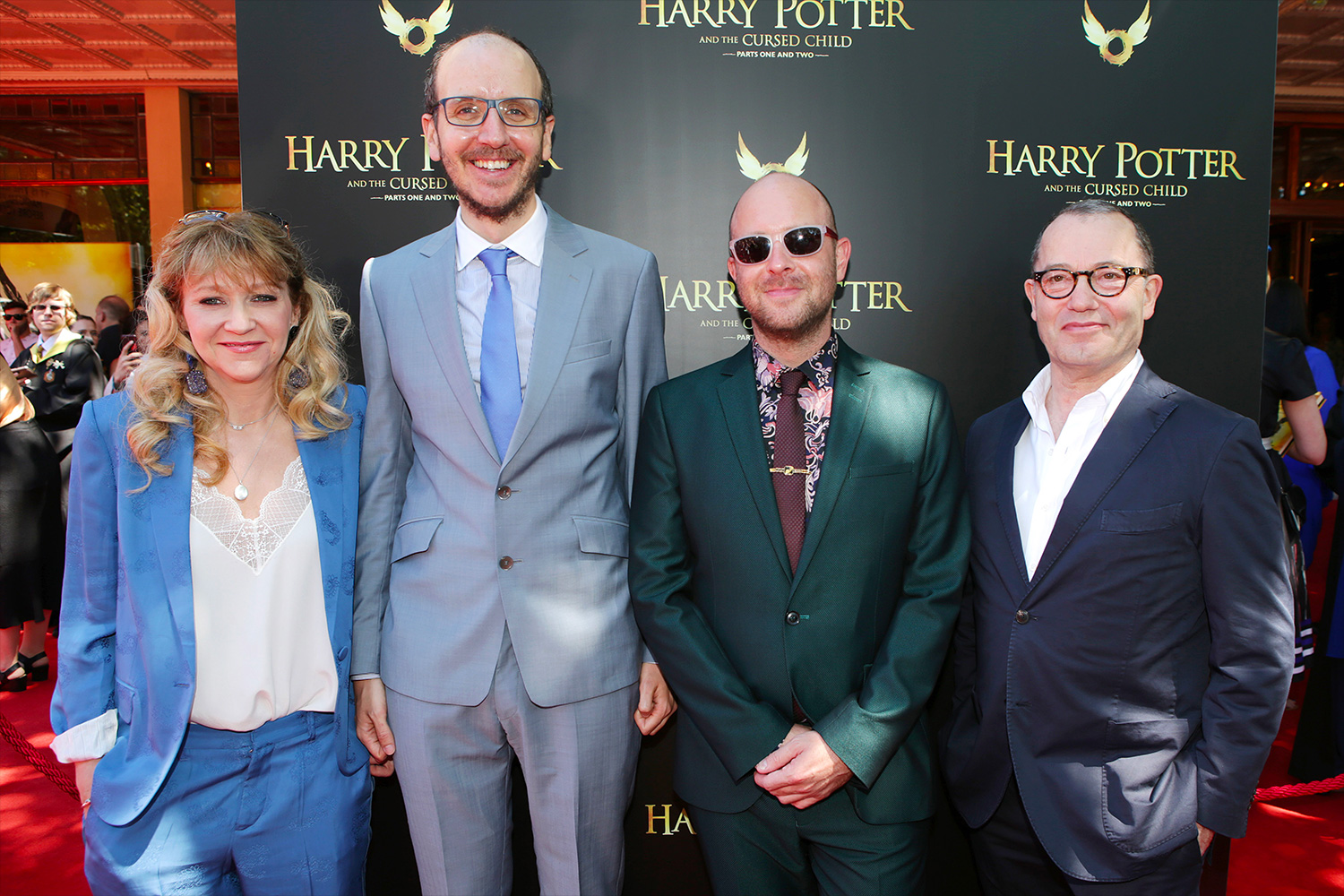 'Cursed Child' Melbourne red carpet launch