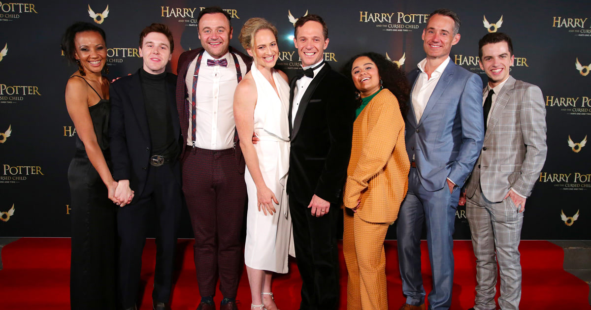 'Cursed Child' opens at the Princess Theatre in Melbourne