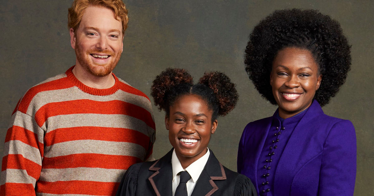 Cast portraits for San Francisco production of 'Cursed Child' revealed