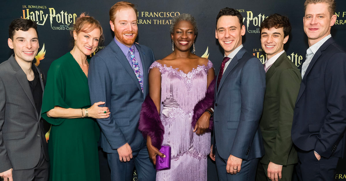 'Cursed Child' officially opens in San Francisco