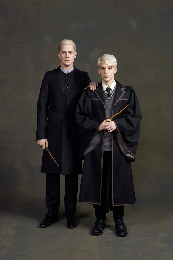 Malfoy family ('Cursed Child' San Francisco)