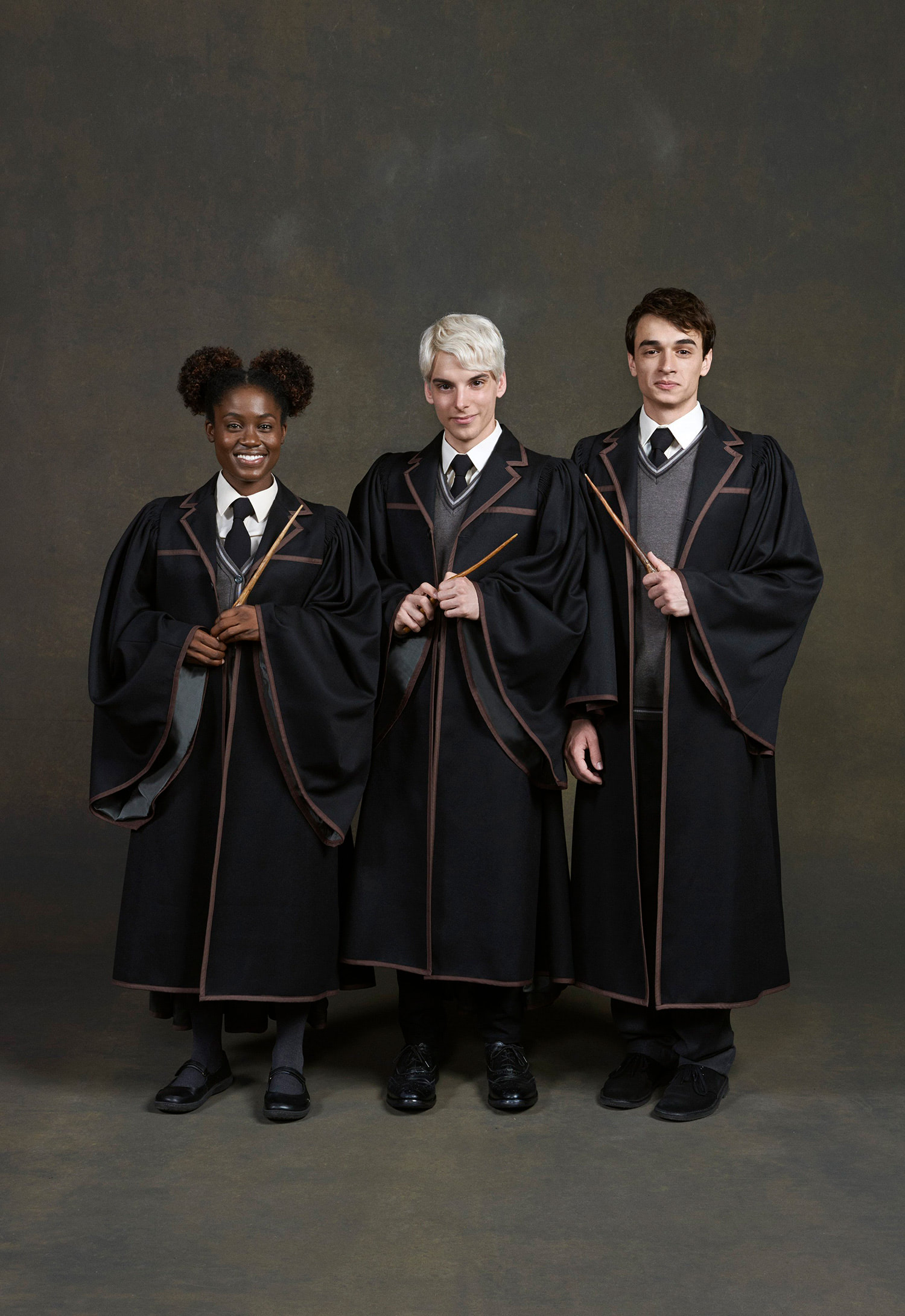 Rose, Scorpius and Albus ('Cursed Child' San Francisco)