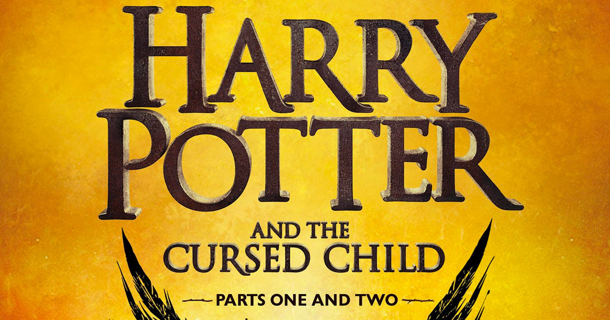Cursed Child, the eighth 'Harry Potter' story to be released in July