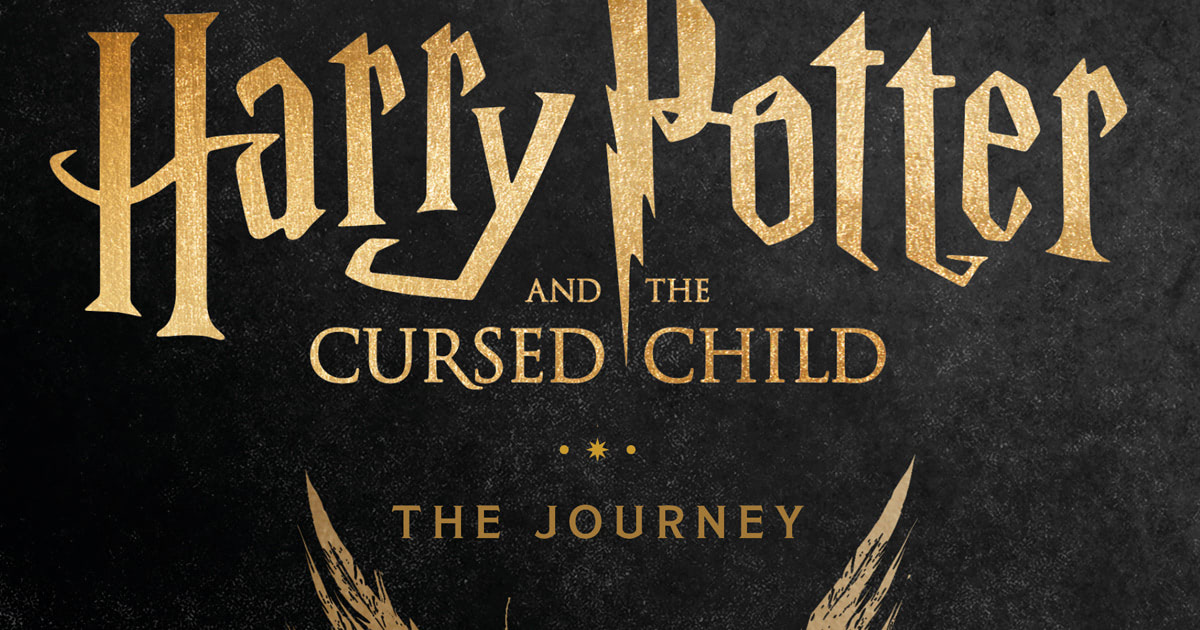 'Harry Potter and the Cursed Child' behind the scenes book coming in October