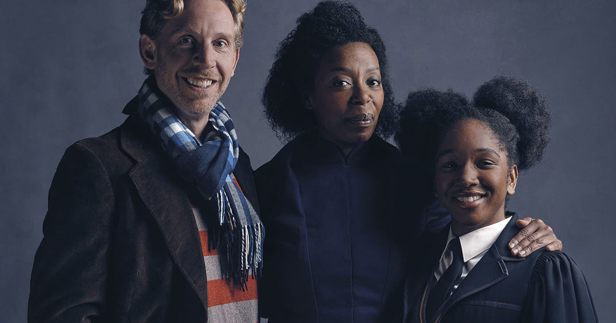 First portraits of 'Cursed Child' cast in costume