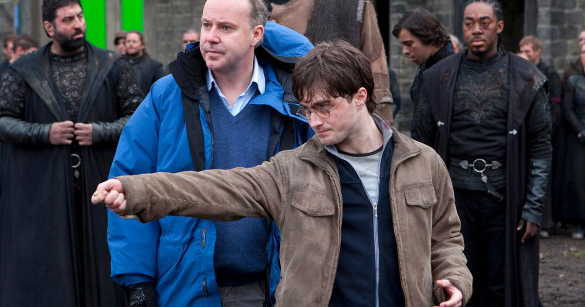 Dan Radcliffe on physical and emotional challenges in 'Deathly Hallows'