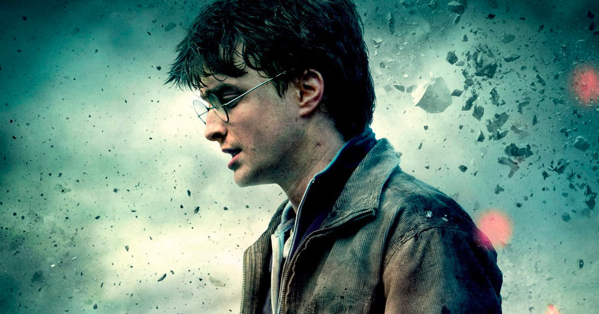 Dan Radcliffe on book seven, growing up on set and 'Harry Potter' coming to an end