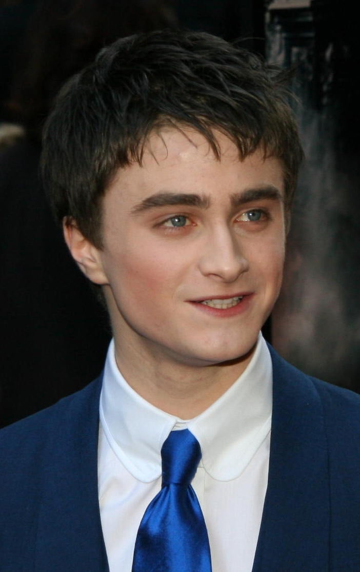 Daniel Radcliffe at the New York City 'Goblet of Fire' premiere