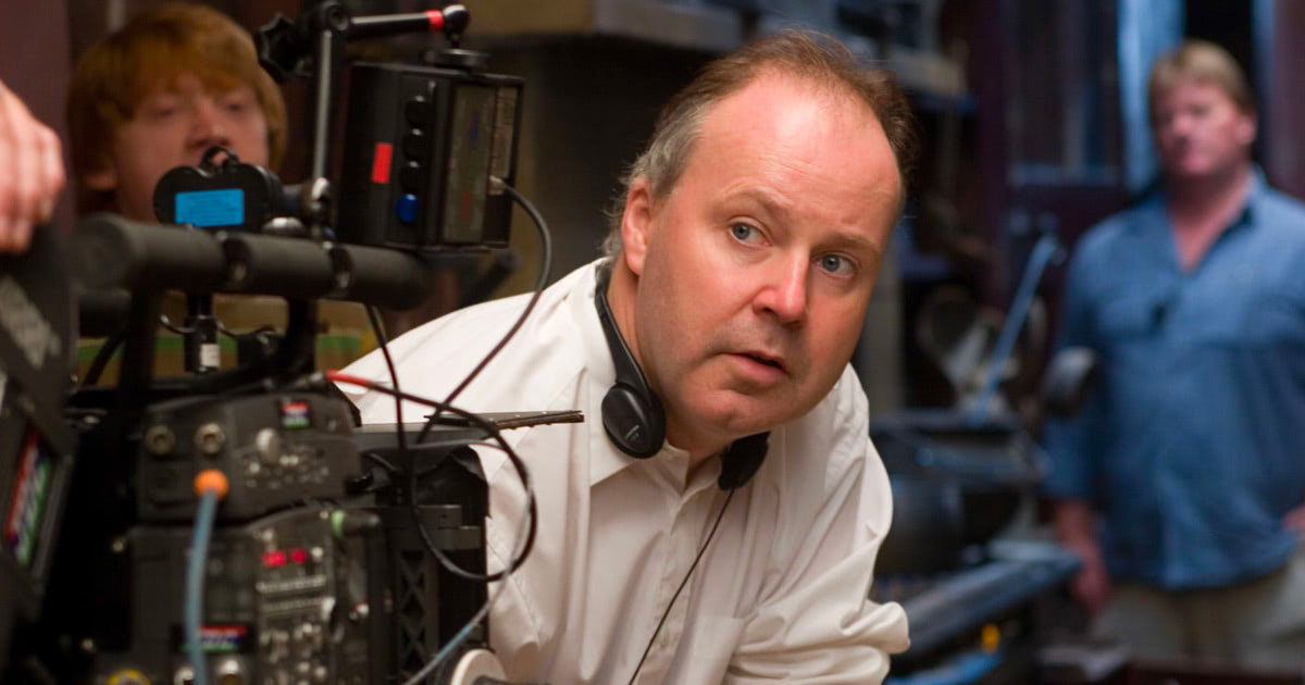 David Yates on 'Half-Blood Prince' delay, the future of 'Potter'