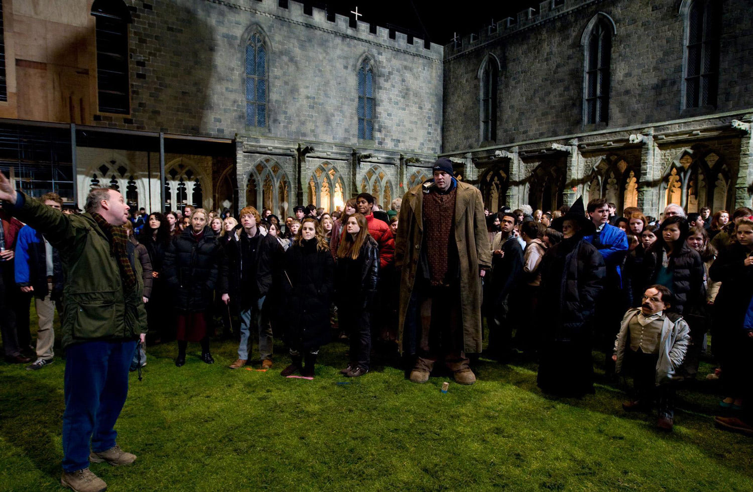David Yates directing after Dumbledore's death