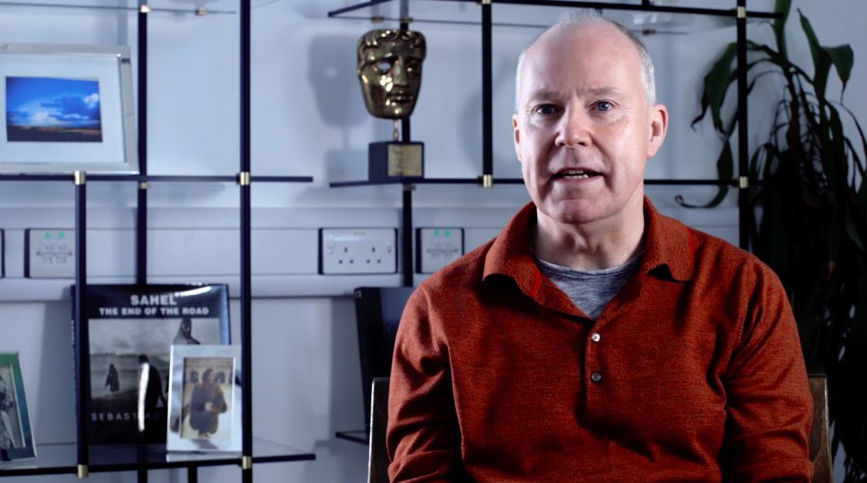 David Yates in '(K)nox: The Rob Knox Story'