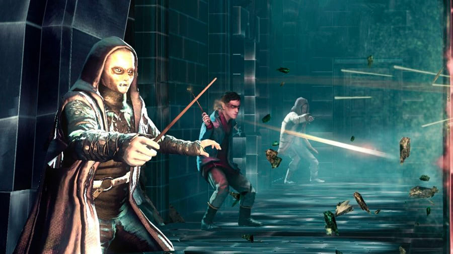 Death Eaters (Deathly Hallows: Part 1 video game)