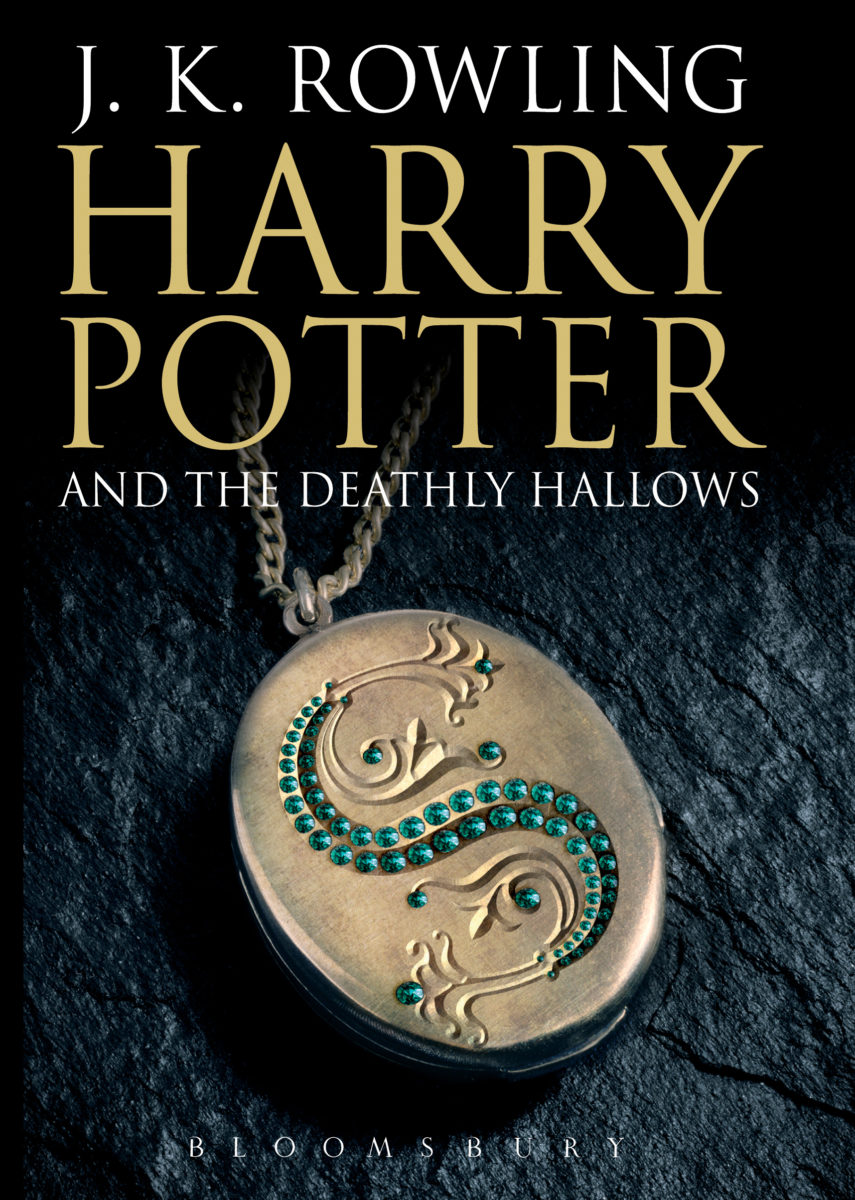 'Deathly Hallows' adult edition