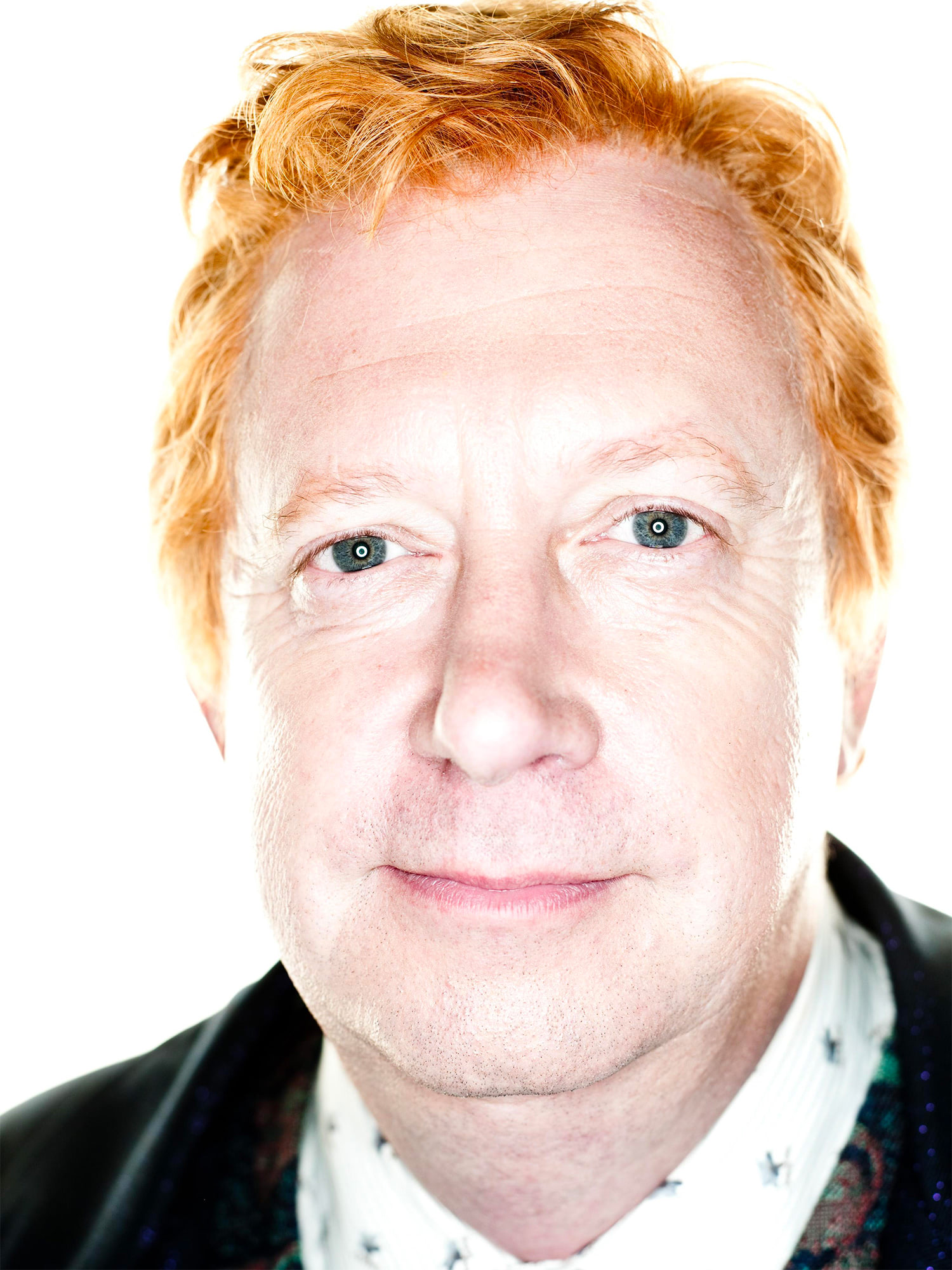 Portrait of Arthur Weasley