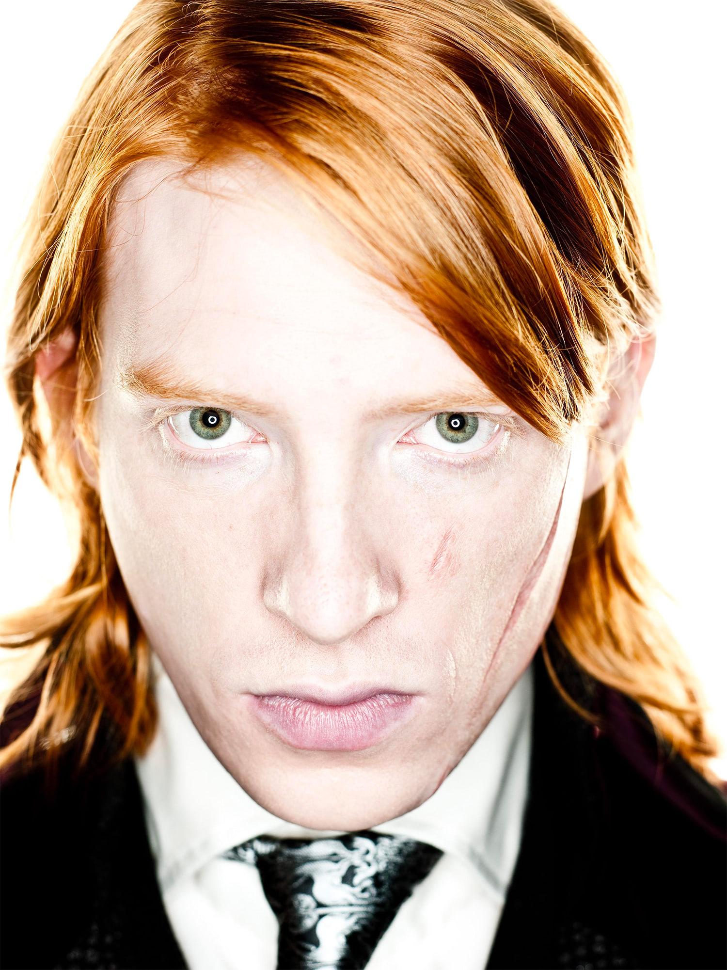 Portrait of Bill Weasley