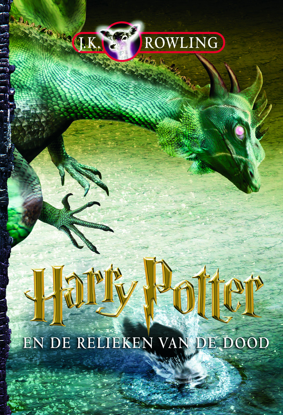 'Deathly Hallows' Dutch edition