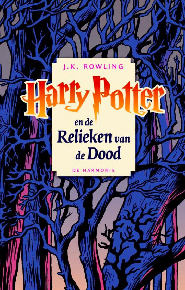 'Deathly Hallows' Dutch pocket edition