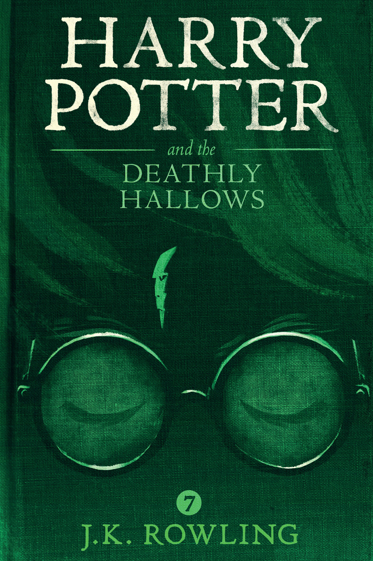 'Deathly Hallows' eBook (2016)