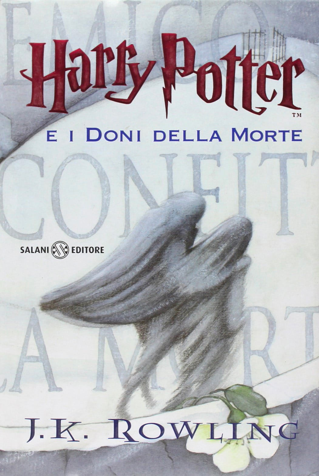 'Deathly Hallows' Italian edition
