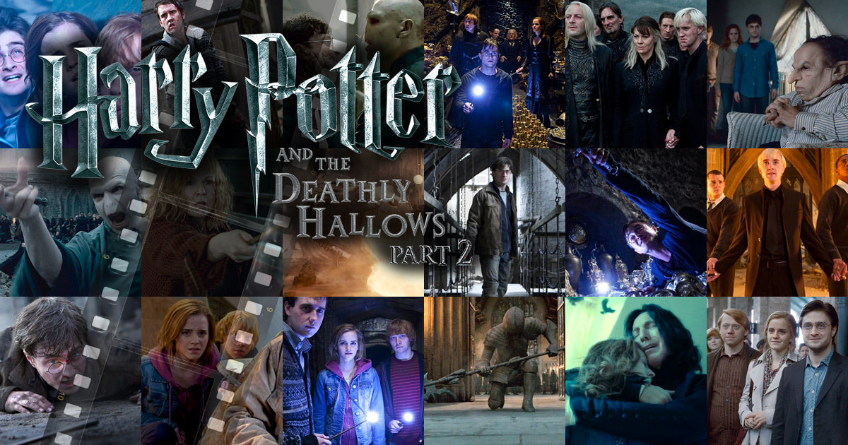 'Deathly Hallows: Part 2' movie stills