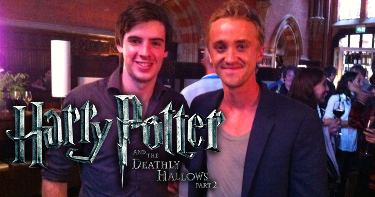 Exclusive photos from the London 'Deathly Hallows: Part 2' premiere