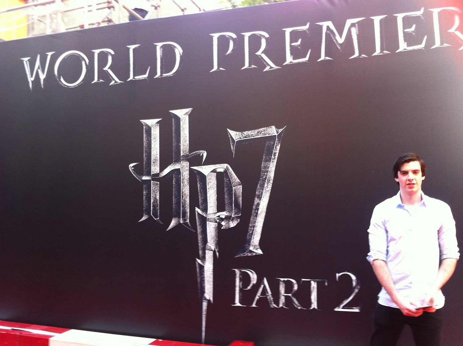 'Deathly Hallows: Part 2' world premiere in London