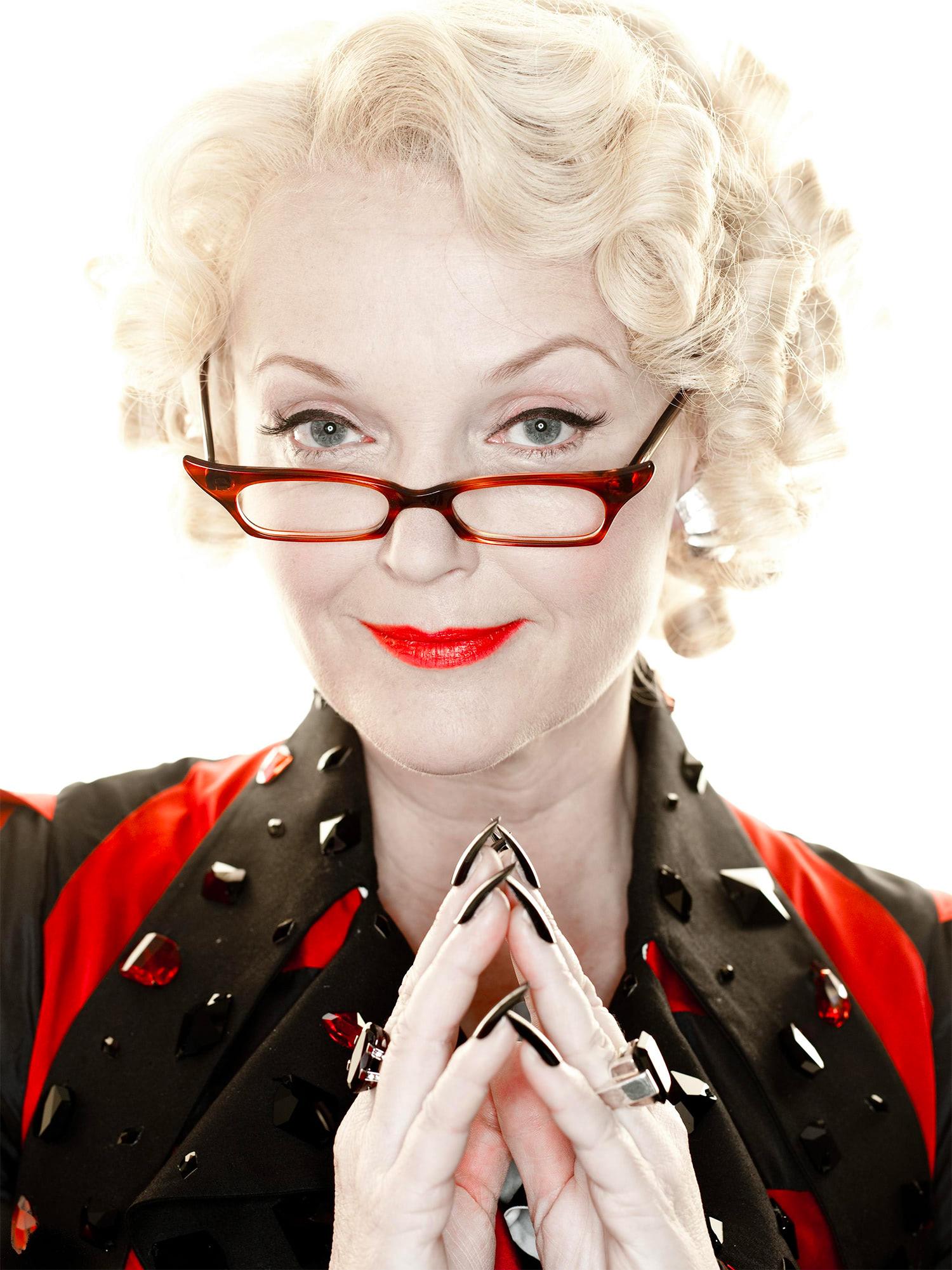 Portrait of Rita Skeeter