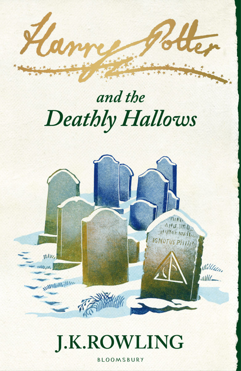 'Deathly Hallows' signature edition