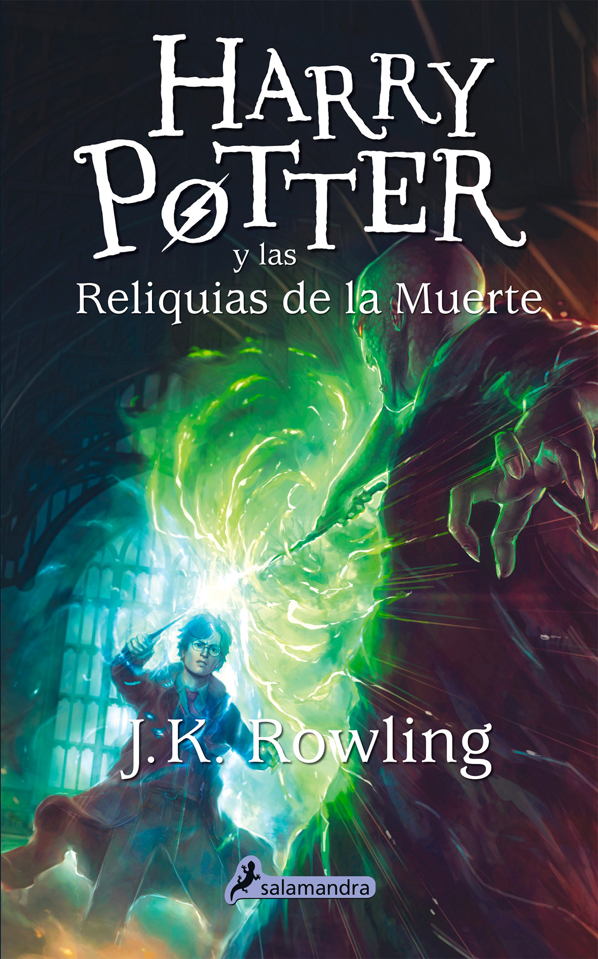 'Deathly Hallows' Spanish anniversary edition