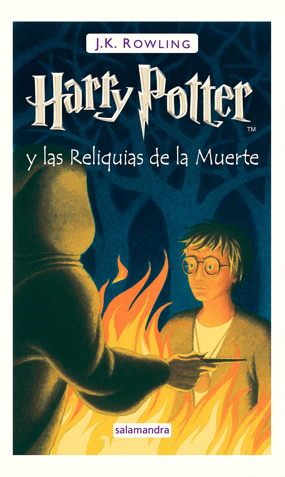 'Deathly Hallows' Spanish edition
