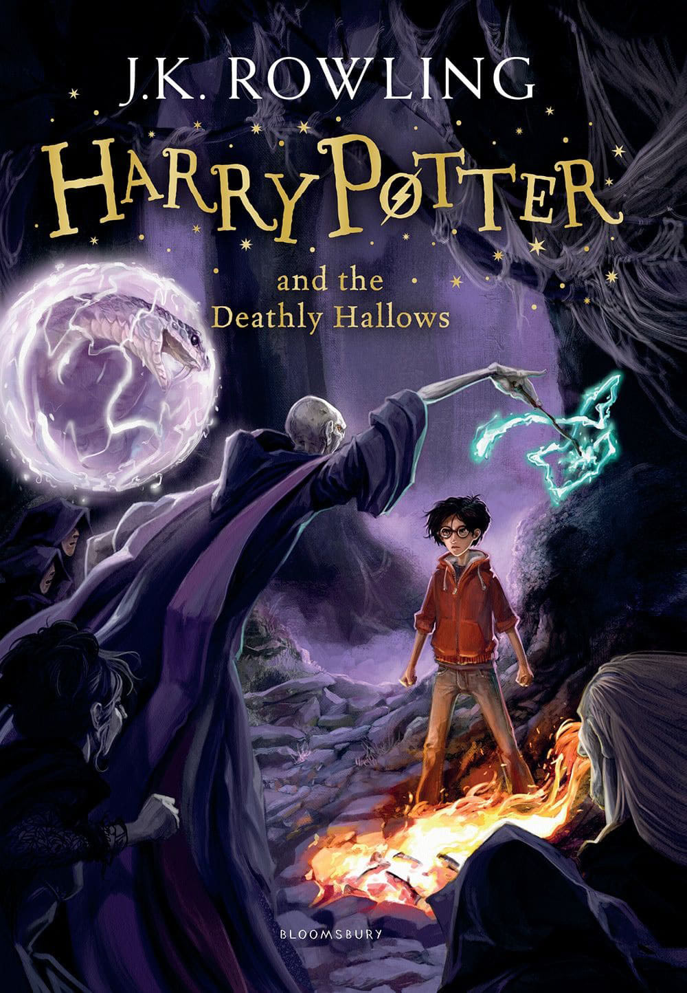 'Deathly Hallows' UK children's edition (2014)
