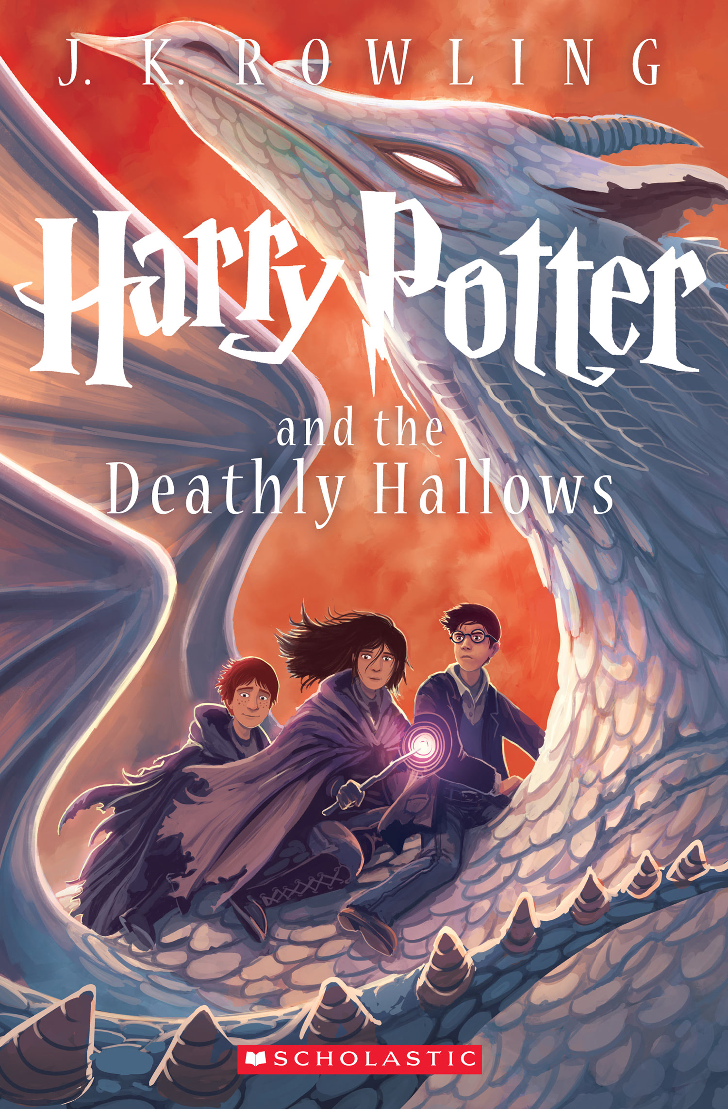 'Deathly Hallows' US children's edition (2013)