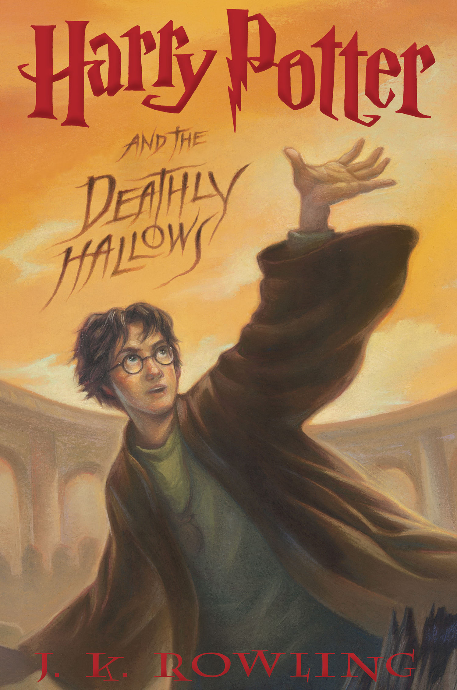 'Deathly Hallows' US children's edition