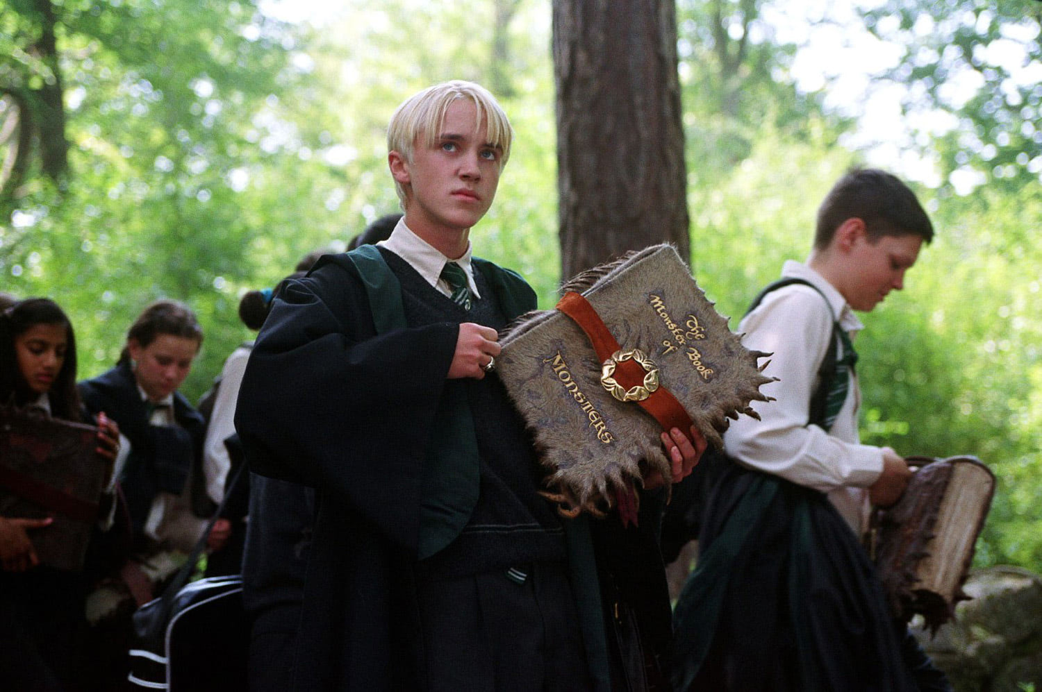 Draco and the Monster Book of Monsters