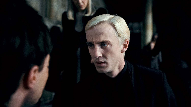 Draco in Malfoy Manor