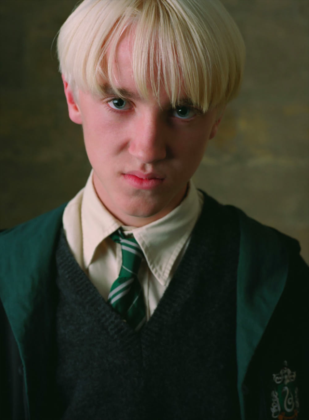 Portrait of Draco Malfoy