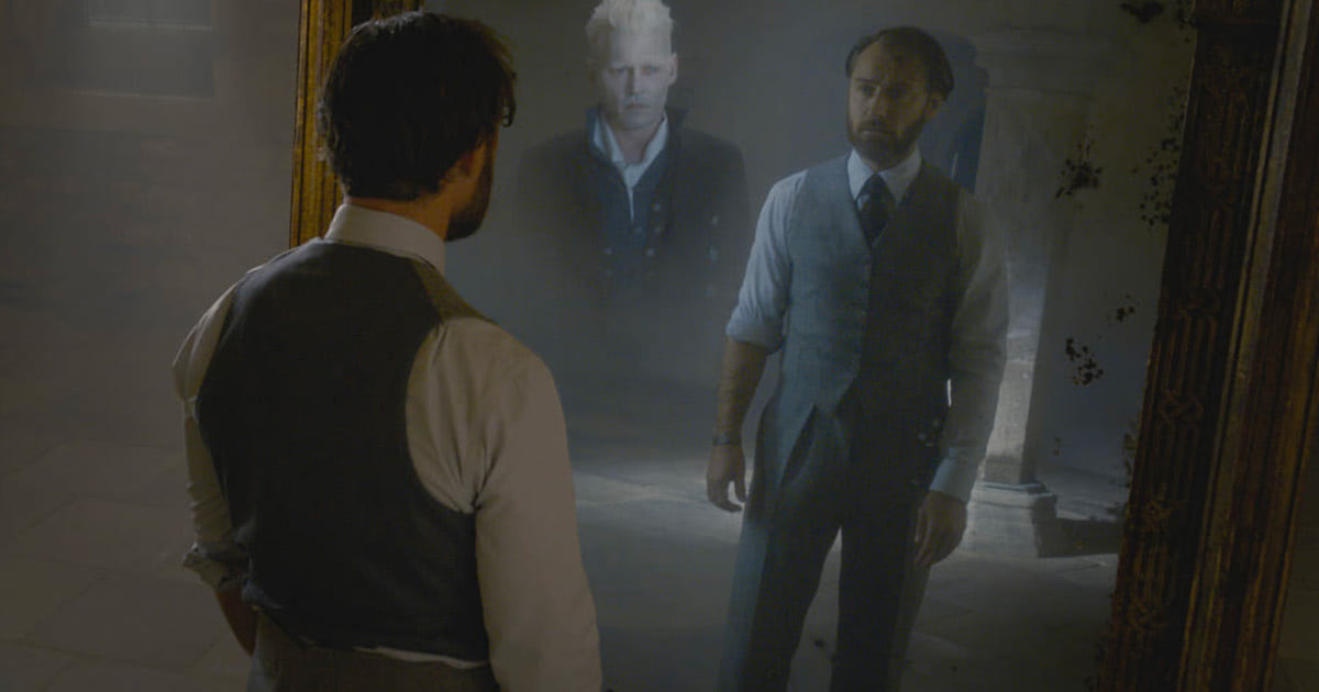 David Yates on Dumbledore's sexuality in 'Crimes of Grindelwald'