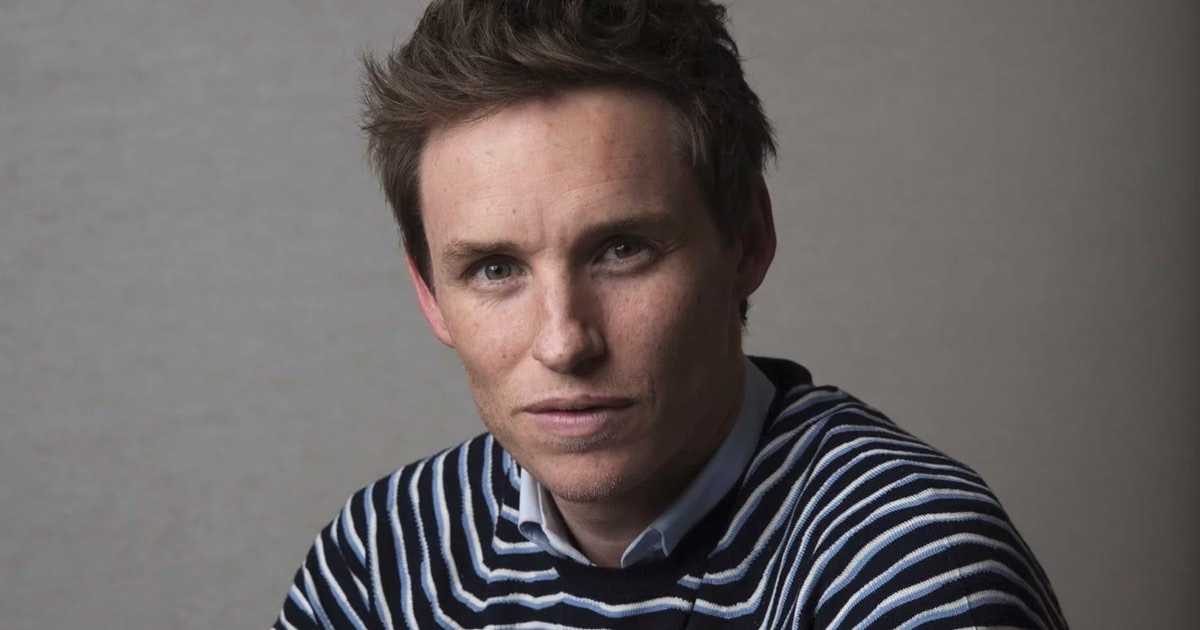 Eddie Redmayne is Newt Scamander in the 'Fantastic Beasts' 'Harry Potter' prequels