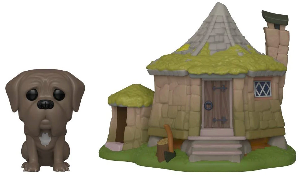 Hagrid Hut With Fang (Pop! Town)