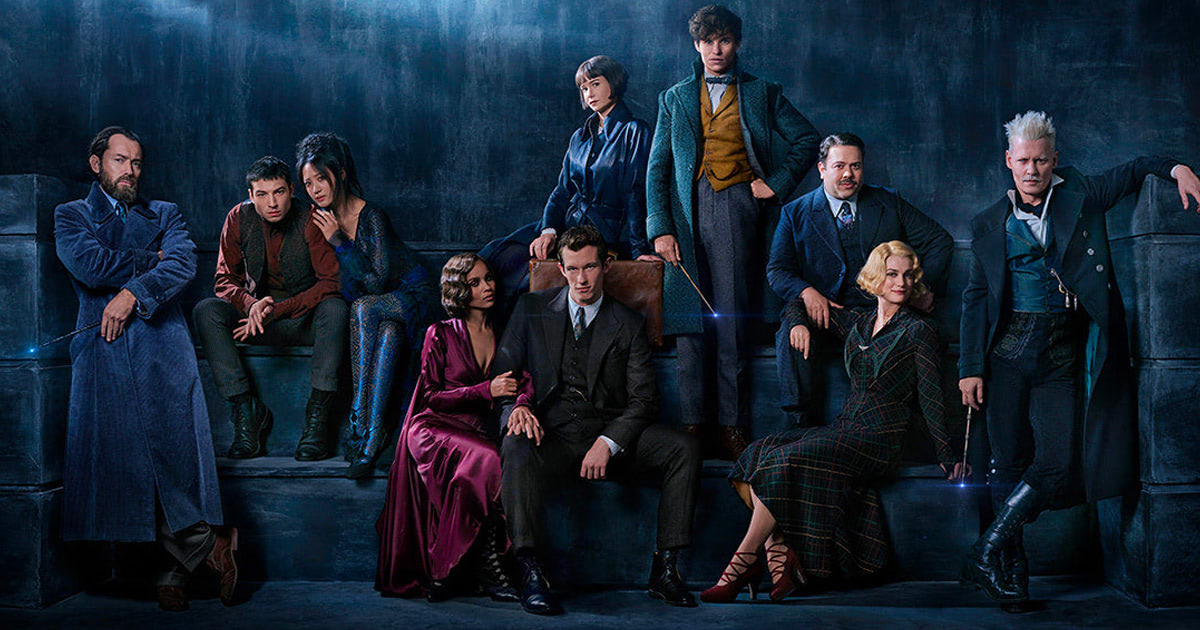 Second 'Fantastic Beasts' film titled 'The Crimes of Grindelwald', cast photo revealed