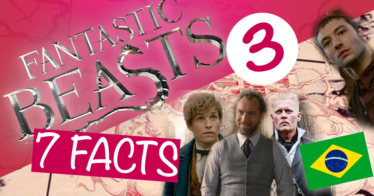 7 things we know about 'Fantastic Beasts 3' (and here's where to find them)