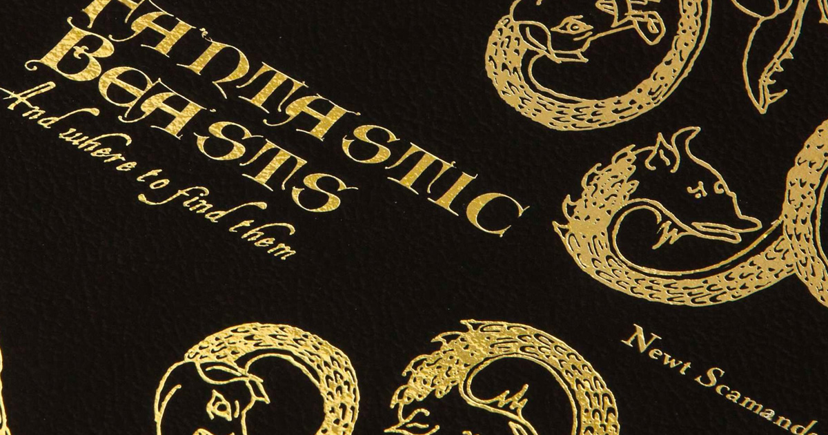 Warner Bros. confirms three 'Fantastic Beasts' films, penned by J.K. Rowling, directed by David Yates