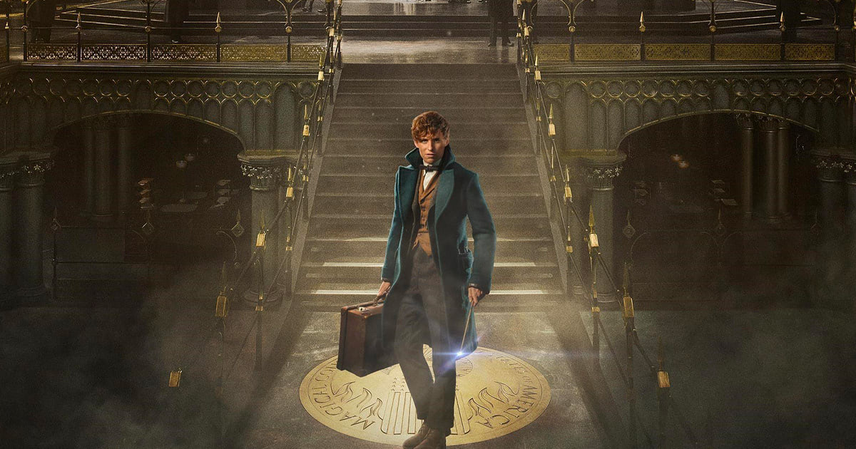 First poster for 'Fantastic Beasts and Where to Find Them' revealed