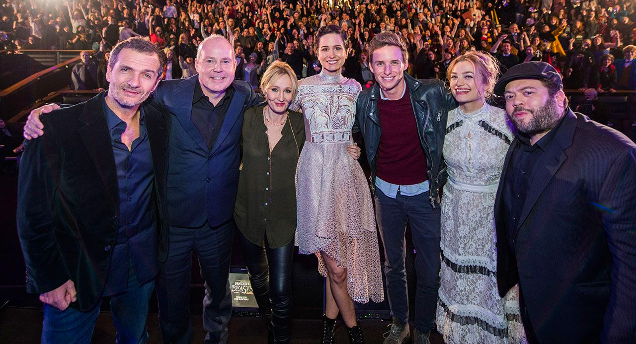 'Fantastic Beasts' global fan event