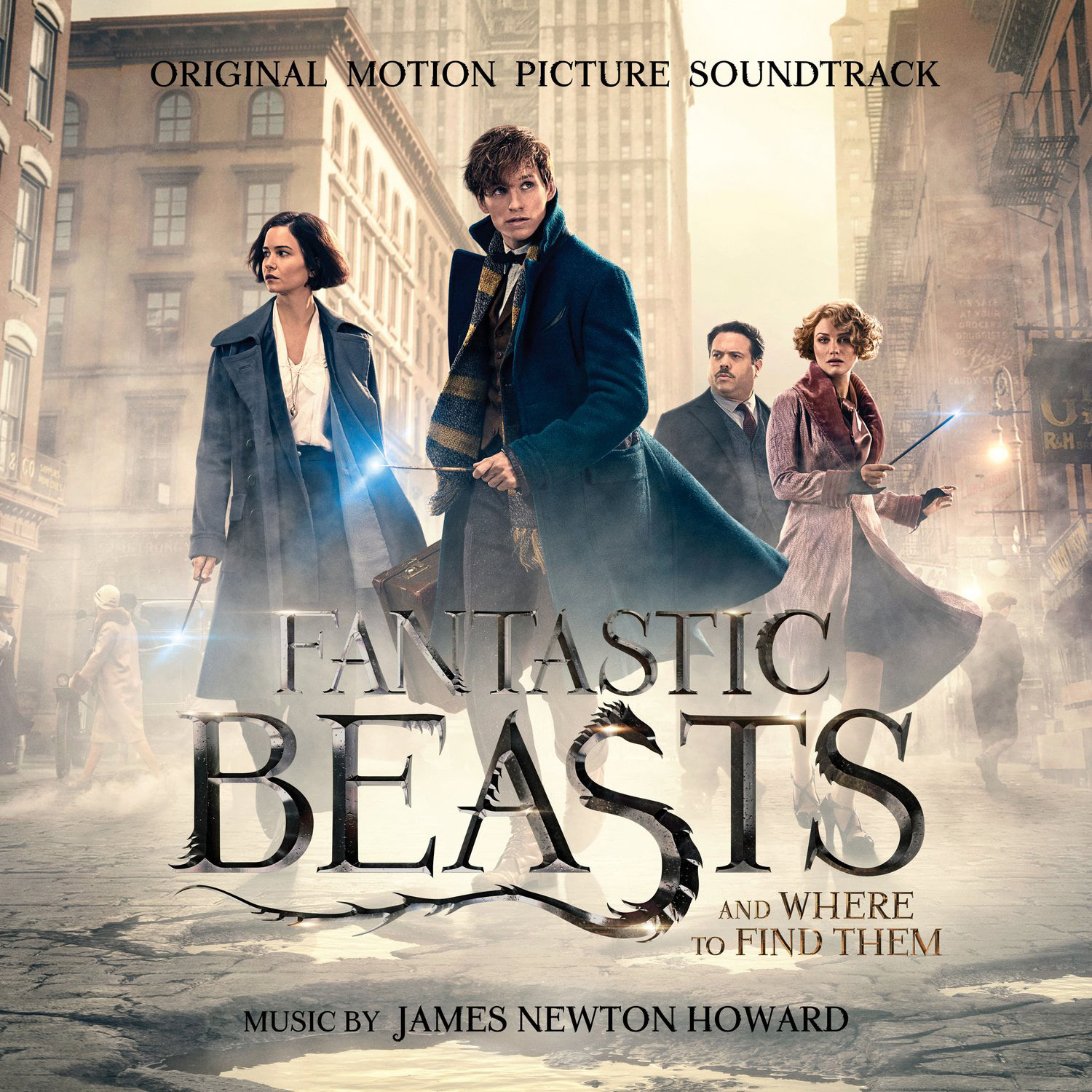 'Fantastic Beasts and Where to Find Them' soundtrack