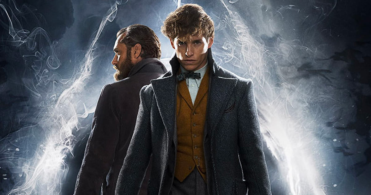 First poster for 'Fantastic Beasts: The Crimes of Grindelwald' revealed