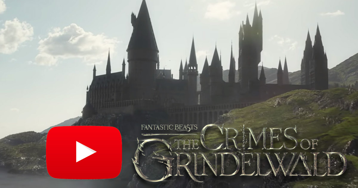 First 'Fantastic Beasts: The Crimes of Grindelwald' trailer released