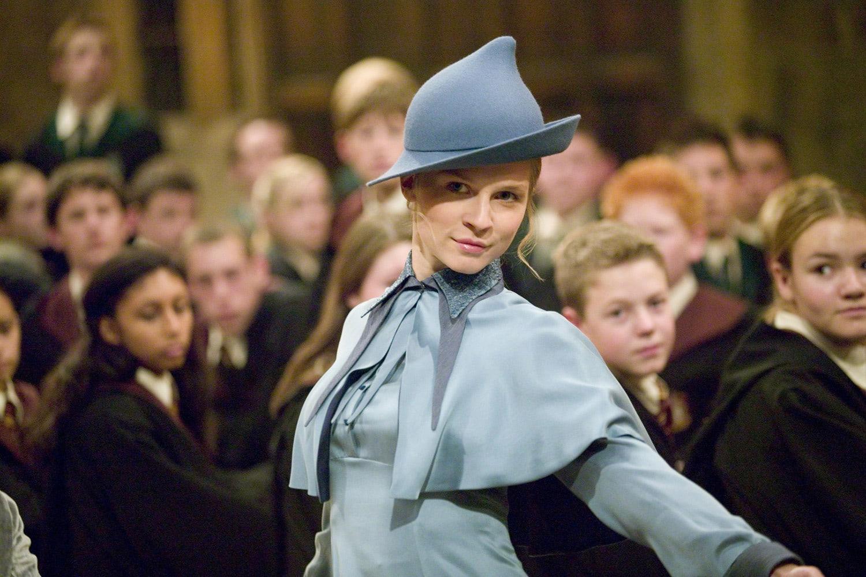 Fleur Delacour at Hogwarts