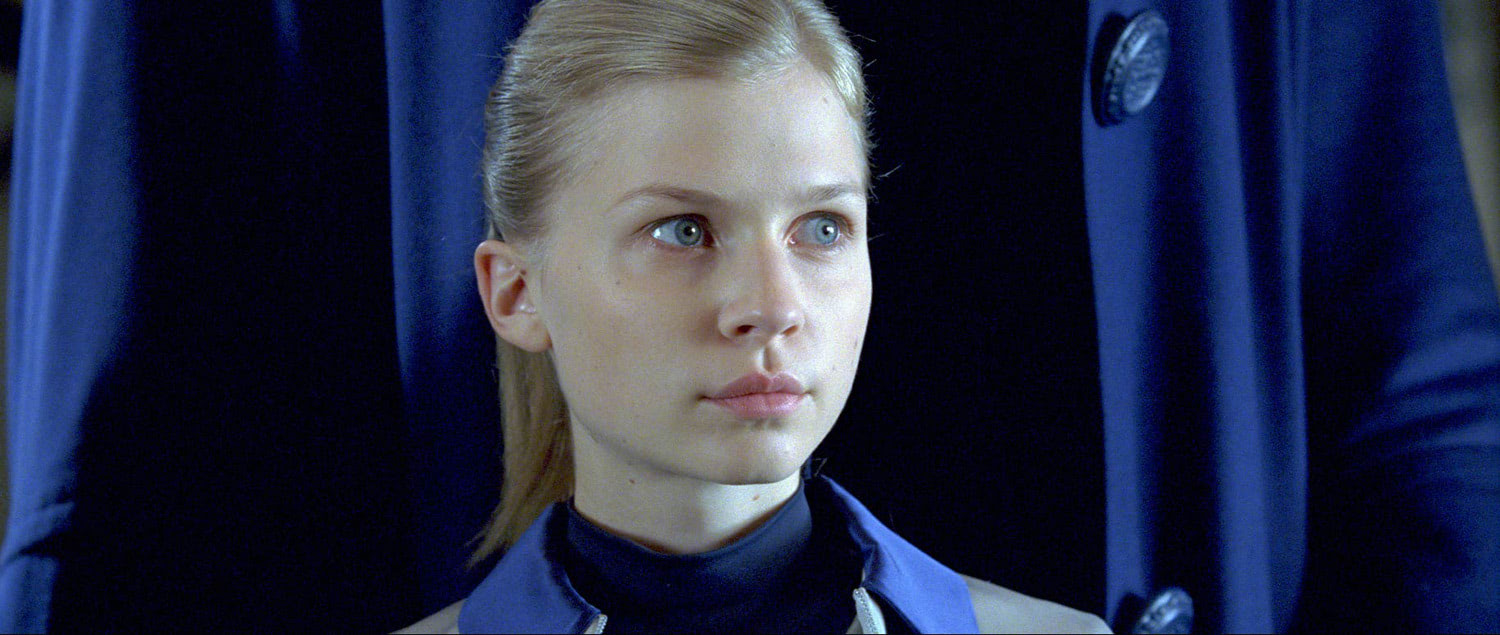 Fleur Delacour before the First Task
